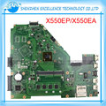 X550EA X550EP Материнской Платы Ноутбука для Asus Интегрированная Плата 60NB03R0-MB300 полный тест высокое качество бесплатная доставка