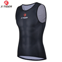 X Tiger Cycling Jerseys Keep Dry Mesh Cycling Clothing Mountain Road MTB Bike Jersey Outdoor Sports