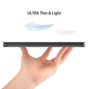 Image 5 - MOFi Case for Redmi Note 7 Case for Redmi Note 7 Pro Flip Case for Xiaomi Redmi Note 7 PU Leather Transparent TPU Protect Capas