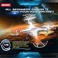 2016 venta caliente skytech m62 4 canales de 2.4 ghz rc quadcopter de 6 axis gyro con luces de flash toys drone helicóptero de control remoto
