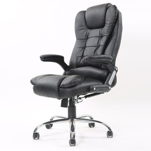 Luxury Modern Fashion Swivel Boss Chair Rotary Lifting Ergonomic Office Chairs Thicken Backrest Leisure Lying Computer