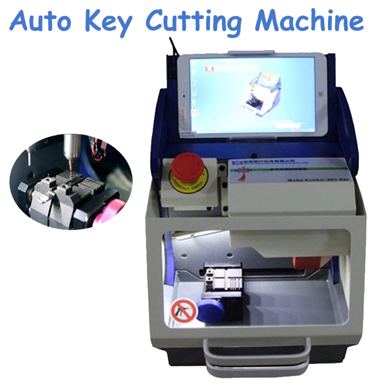 1pc Full Automatic Key Cutting Machine Numerical Control