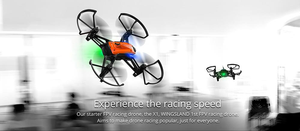 Wingsland X1 Mini Camera Drone (3)