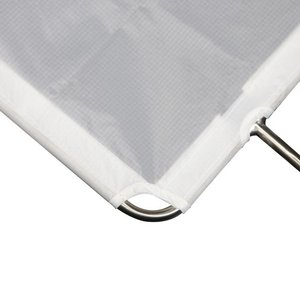 Image 5 - Meking 60x75cm Pro Video Studio Edelstahl Flagge Panel Reflektor Diffusor