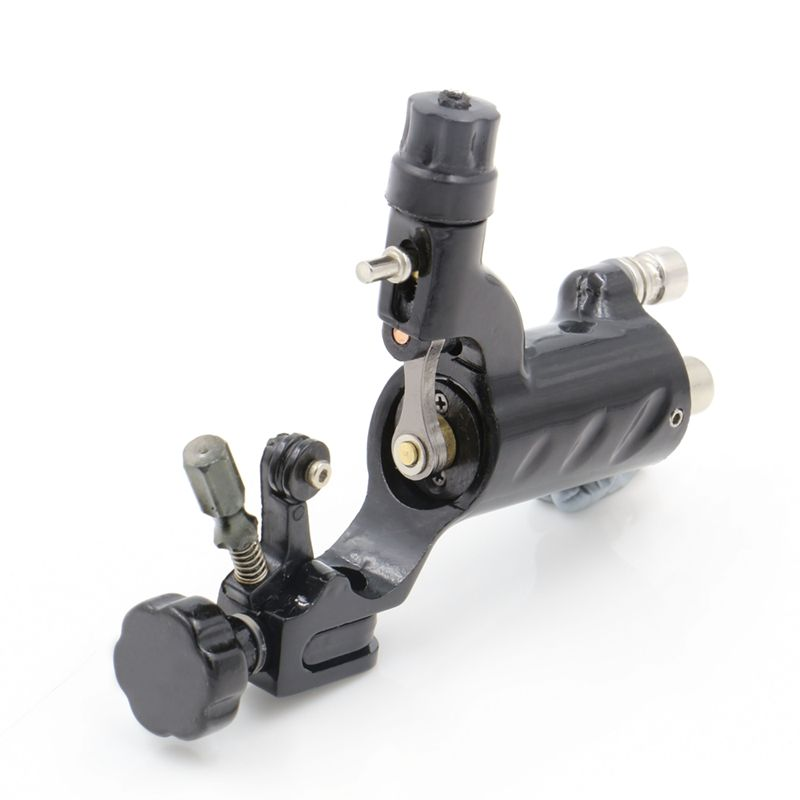 1PC Pro Tattoo Machine Black Dragonfly Rotary For Shader and Liner ...