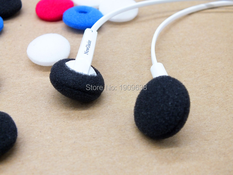 20 pcs 18 mm Imports Soft Foam Earbud Headphone Ear pads Replacement Sponge Covers Tips For Earphone MP3 MP4 Phone in Earphone Accessories from Consumer Electronics