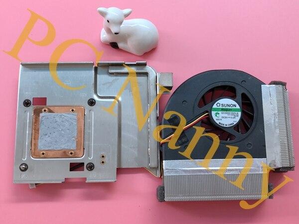ФОТО 60Y4948 60Y4947 For Lenovo ThinkPad W701 Video Heatsink Fan