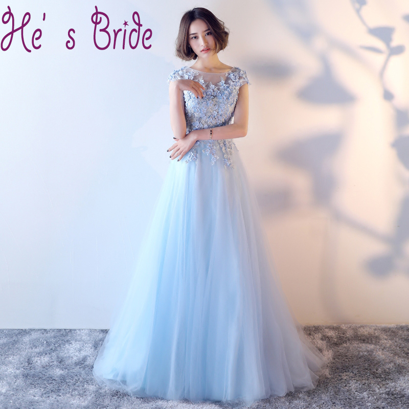 Plus Size Evening Dress Lace Flowers Tulle Long Luxury Floor length Appliqued Party Prom Banquet Formal