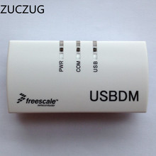 ZUCZUG Freescale USBDM OSBDM V4.10.4 8/16/32 CPU 48Mhz download debugger emulator