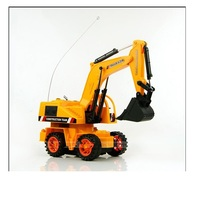 1PCS/LOts REMOTE CONTROL MINI FORKLIFT RC TRUCK TOY