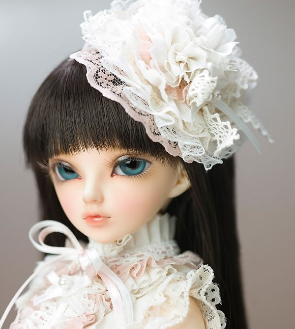 luodoll bjd / sd doll baby girl 1/4 rheia doll to send the eyes (free eyes + free make up) [wamami] aod 1 4 bjd dollfie girl doll parts single head not include make up meng ya qi