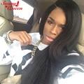 "Italitian Yaki Brazilian Full Lace Human Hair Wigs For Black Women Yaki Straight Lace Front Human Hair Wigs 8-24"" Frontal Wig"