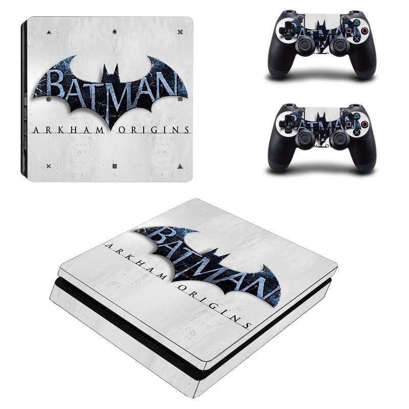 PS4 Sticker Batman Arkham knight Skin for Sony PlayStation