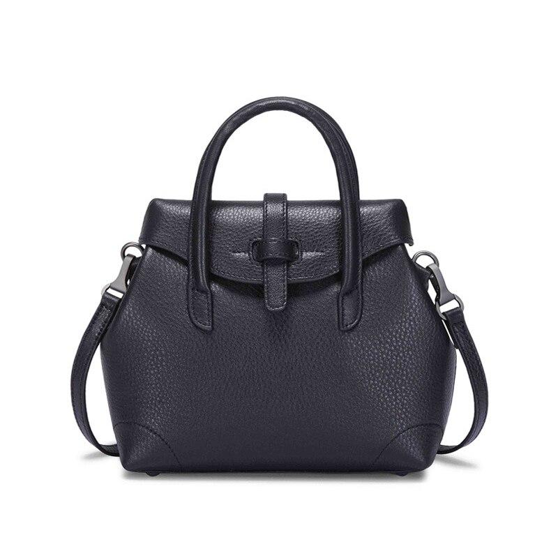 ФОТО MORESHINE New Genuine leather bag Brand women bags Handbags women natural cow leather shoulder bag Female shopper bag mini tote
