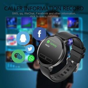 Image 5 - TLXSA ספורט Bluetooth כושר גשש חכם שעון עמיד למים שינה קצב לב לחץ דם ניטור שעון עבור אנדרואיד IOS