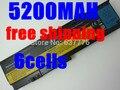 5200 мАч Аккумулятор Для LENOVO ThinkPad X200 X200S X201 X201i X201S 42T4834 42T4835 43R9254 42T4537 42T4541 42T4536 42T4538