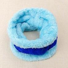 2018 New Fashion Children Scarf For Kids Winter Scarf For Baby Brand Scarf Kids Warm Boy Girl Knit Neck Wholesale/Retail