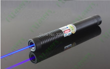 AAA 500000m 5in1 Strong Military Blue Laser Pointer Flashlight Burn match candle lit cigarette Wicked Lazer Torch 500Watt+gift