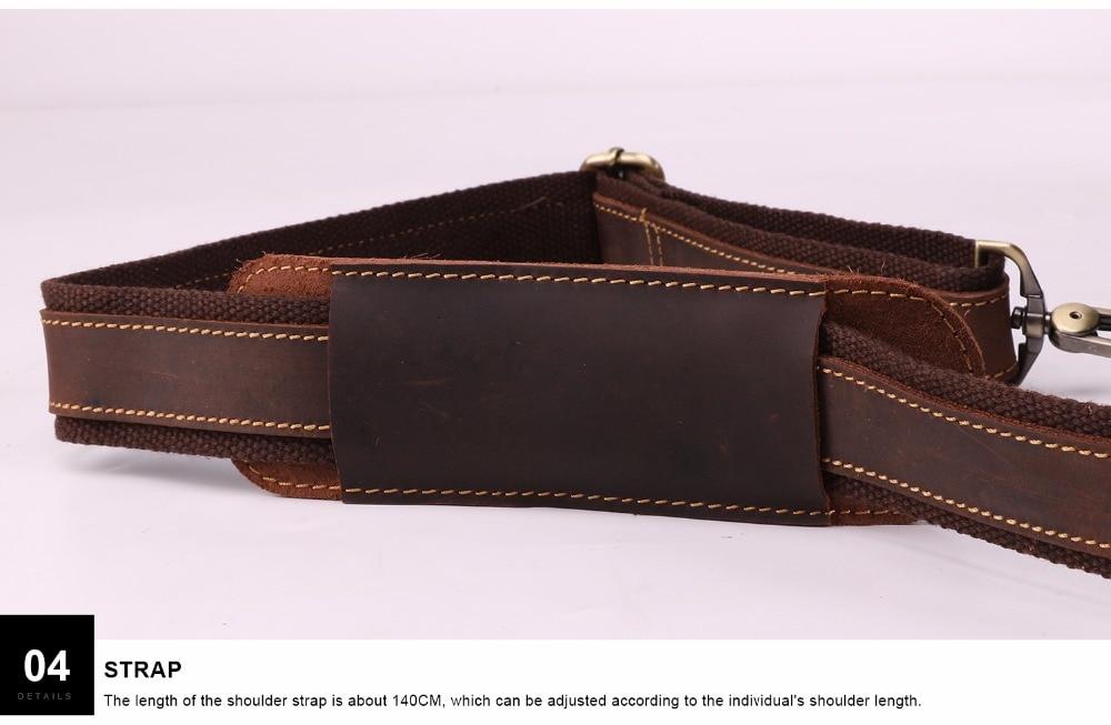 HTB12vnzJuGSBuNjSspbq6AiipXaC JOYIR 2019 Vintage Men's Genuine Leather Briefcase Crazy Horse Genuine Leather Messenger Male Laptop Bag Men Business Travel Bag