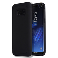 For Samsung Galaxy S8 Case Slim Hybrid Dual Layer Shockproof Silicone Case Cover For For Samsung