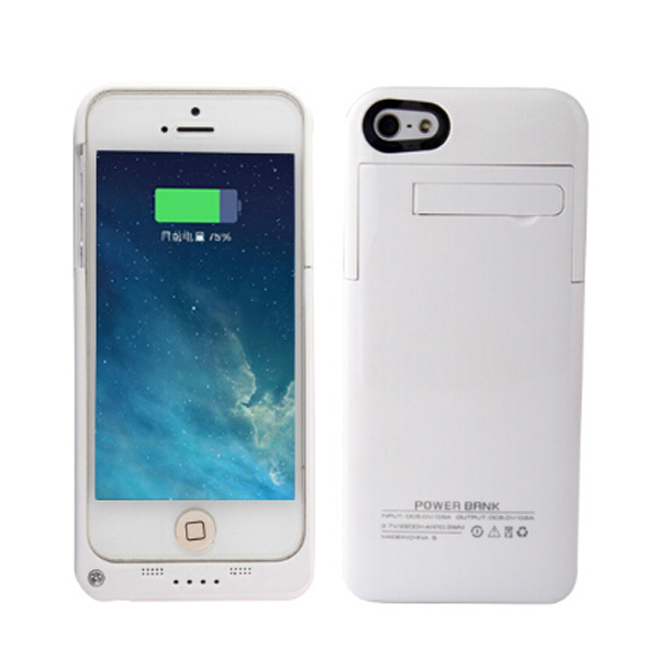 portable iphone 5 charger portable power for iphone 5 5s 2200mah battery 3763