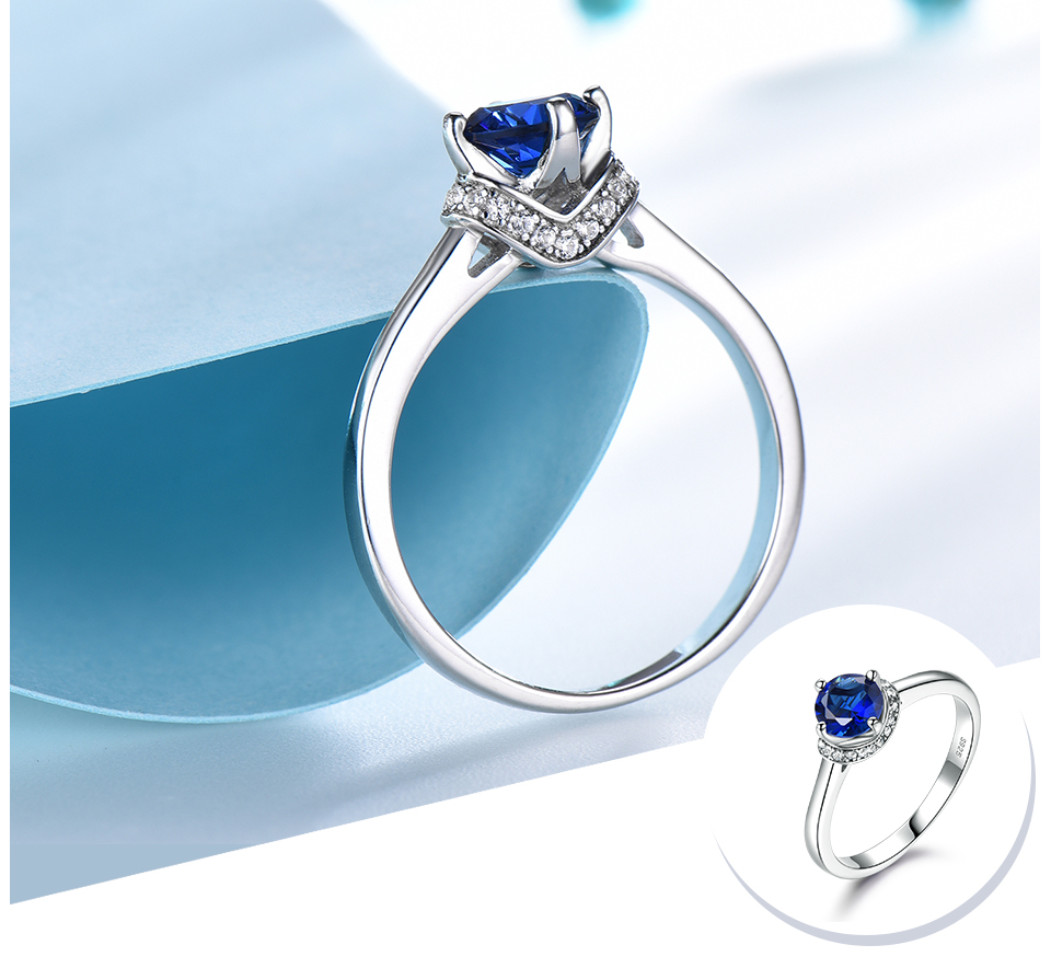 Honyy Sapphire 925 sterling silver rings for women RUJ090S-1-pc (4)