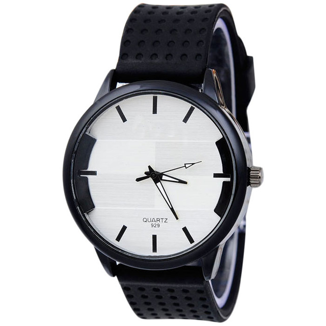 MALLOOM watch men waterproof sport watch for mens military silicone fashion men's watches waterproof plastic Heren horloge #YH30