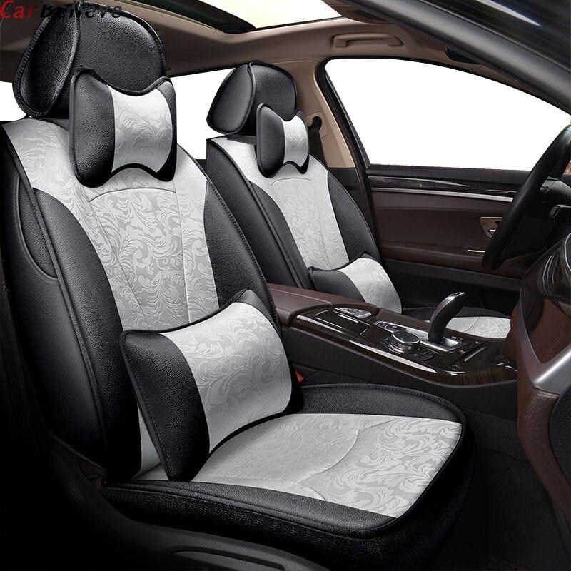 Housse de siège de voiture pour mercedes w204 w211 w210 w124 w212 w202 w245 w163 housses accessoires pour protecteur de siège de véhicule