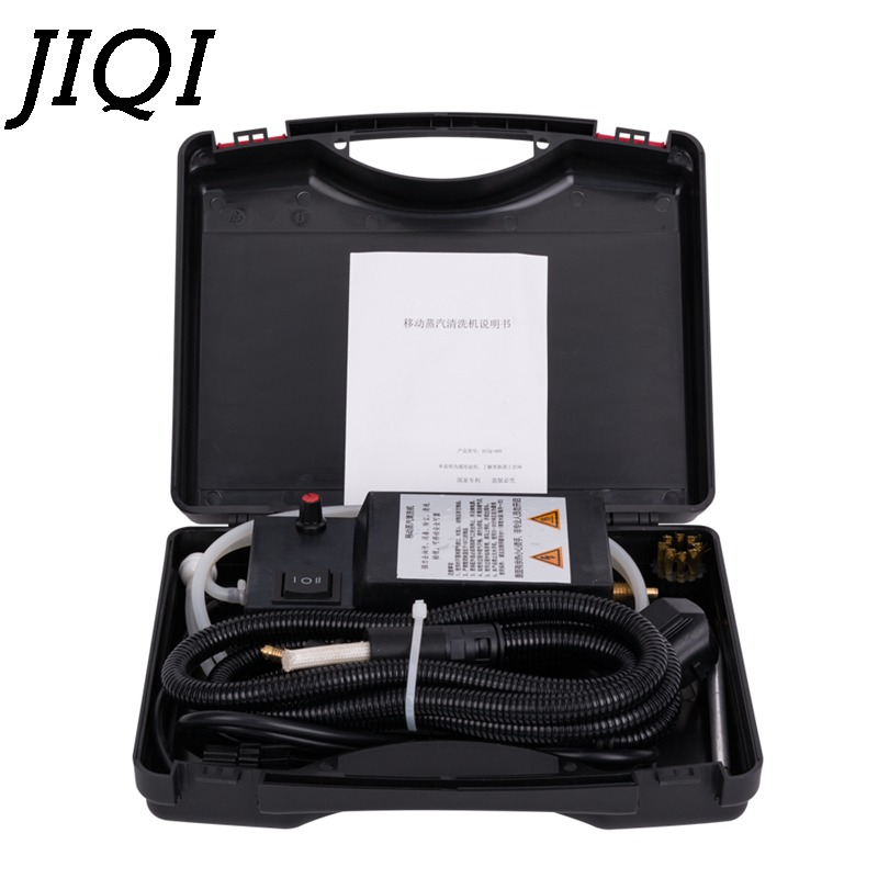 JIQI 2000W High temperature high pressure mobile cleaning machine multifunction steam cleaner pumping Sterilization Disinfector