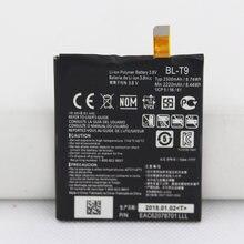 ISUNOO 2pcs/lot 2300mah Mobile Phone Battery BL T9 For LG Nexus 5 BL-T9 E980 G Replacement Battery