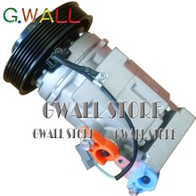 Car A/C AC Compressor For Acura ZDX 3.7L V6 Gas With Clutch 38810-RGL-A02 38810RN0A01 88515-07030 88515-33020