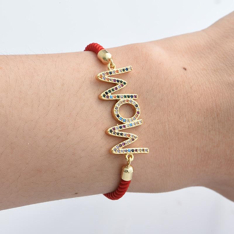 12 цветов Новые черные красные веревки плетеные веревки регулируемая цепь для шармы-соединители ювелирные изделия для создания браслетов ювелирных изделий