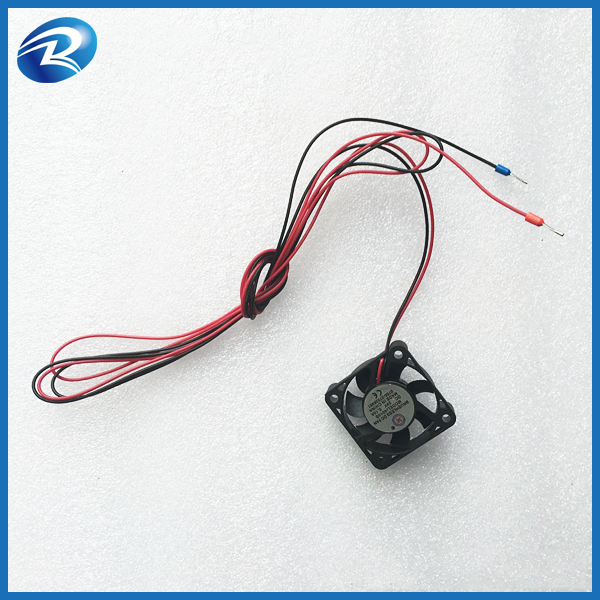 QIDI TECHNOLOGY high quality fan with cable for 3d printer