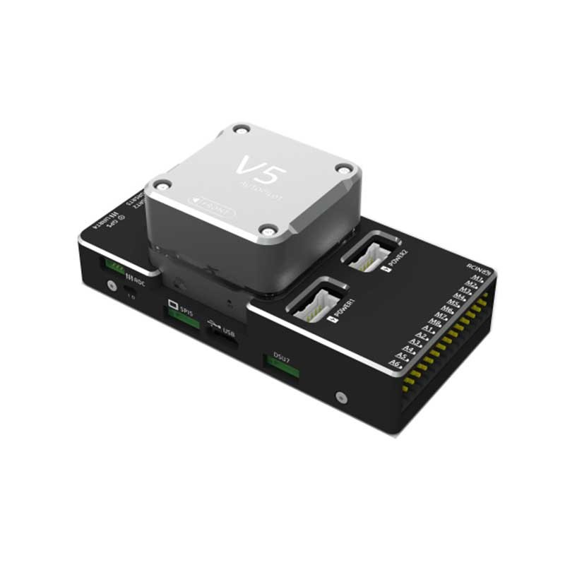 US $274 12 5% OFF|CUAV Pixhack V5 Autopilot for FPV RC Drone Quadcopter  Helicopter Flight Simulator -in Voice Recognition/Control Modules from