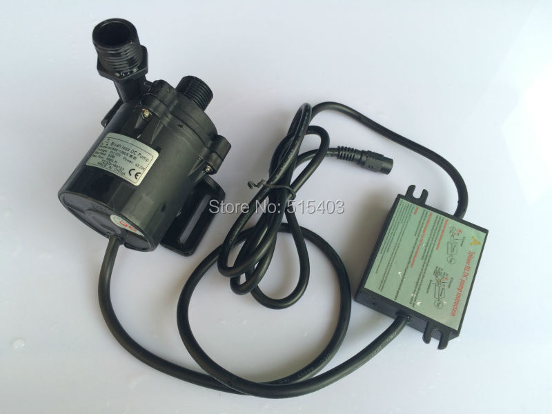 2pcs 3 Phase Mini Solar Submersible Circulation Water Pump, 5-12V DC, 1000LPH 8M Waterproof, For Fountain, Water Circulation SYS 5pcs 24v speed adjustable solar water pump mini submersible water pump high temp 1800lph 13m for hot water circulation sys