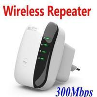 5 stks/partij 802.11N/B/G 300 Mbps Mini Wireless Wifi Repeater Netwerk Router wi-fi repetidor extender wi adapter voor computer