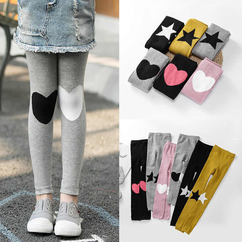 b824c3d20c3 Spring Winter Baby Boys Girls Tights  Stocking Kids Toddle Double needles Kids  Children Pantyhose Contrast Colors