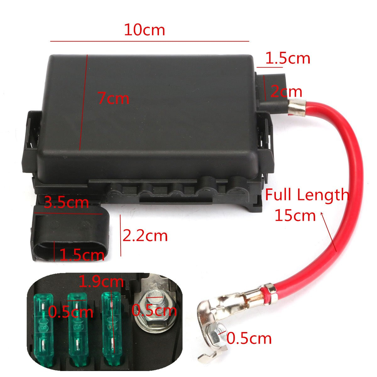 hight resolution of fuse box battery terminal insurance tablets for vw jetta golf mk4 2003 jetta fuse box diagram