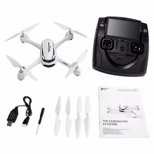 F18205 Hubsan X4 H502S drone 5.8G FPV with 720P HD Camera GPS Altitude Mode RC Quadcopter rc plane RTF Toy Gift