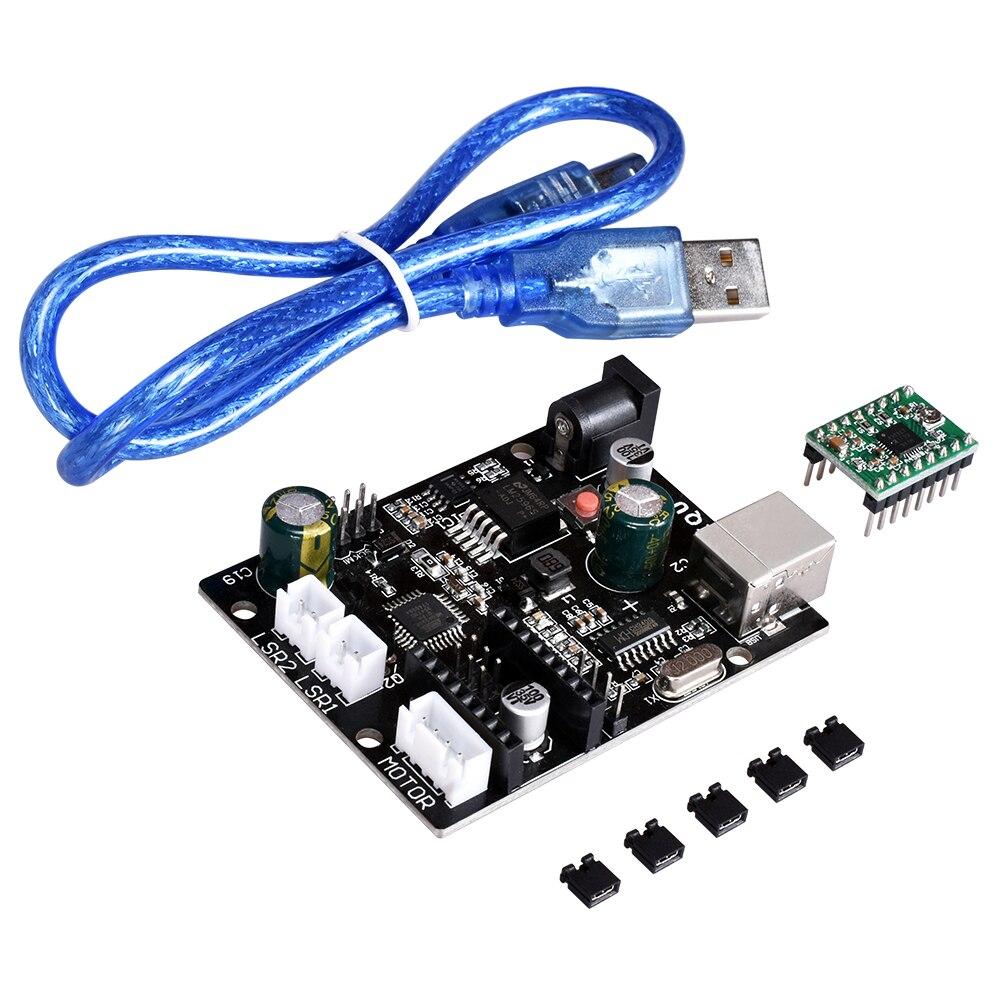 Ciclop 3D Scanner Bord Laser V 1,0 Scan Expansion Board Kits Mit A4988/DRV8825/TMC2130 Stepper Motor Fahrer 3D Scanner Reprap