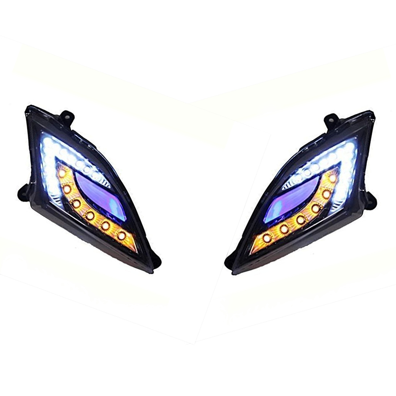 Motorcycles Accessories For YAMAHA CYGNUS-X SE44J 2008-2012 Motorcycle Scooter LED Turn Signal Light Indicator Light