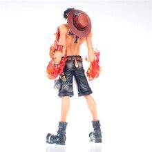 Portgas D Ace Fire Fist Ace Master Action Figures 26CM