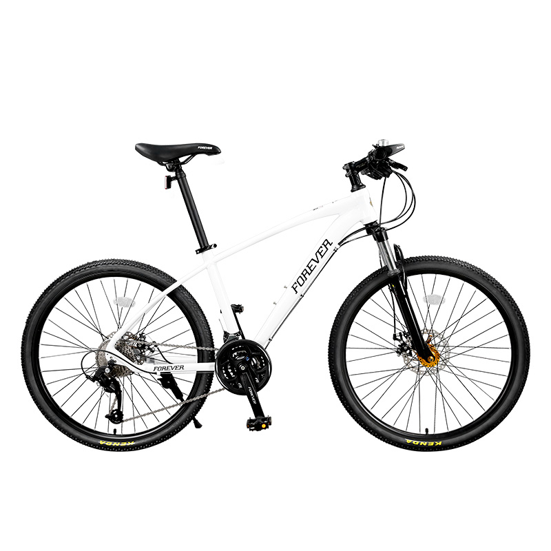 Mountain Bike Cross-Country Adult Men And Women With Variable Speed Racing City Riding, Hidden Disc Brake.