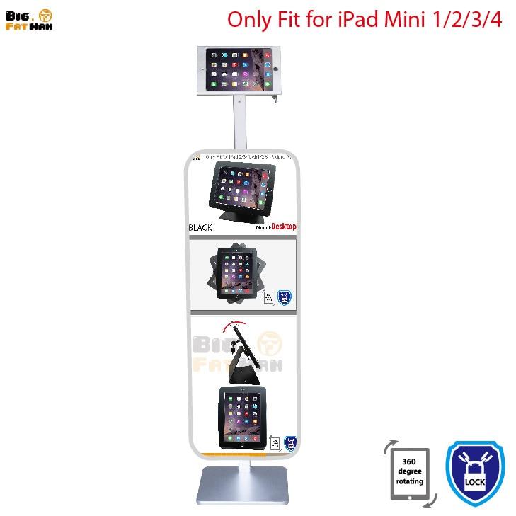 Tablet pc Oğurluq əleyhinə ekran döşəməsi, iPad səthinə - Planşet aksesuarları - Fotoqrafiya 2