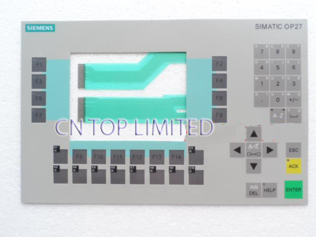 New Membrane Keypad operation panel Button mask for OP27 6AV3627-1LK00-1AX0  6AV3 627-1LK00-1AX0  цены