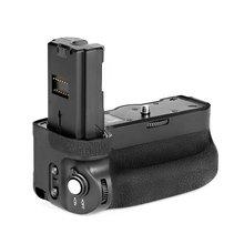 Meike, MK-A9, батарея, удобная ручка, управление, съемка, вертикальное управление, Fsunction для камеры sony A9 A7III A73 A7M3 A7RIII A7R3