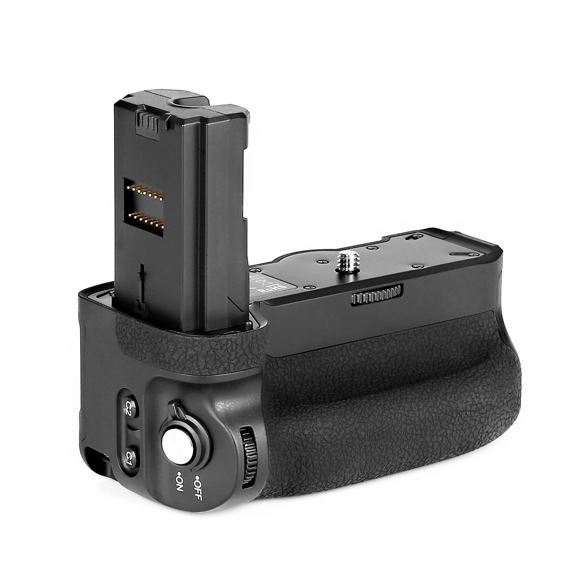 Meike MK-A9 Battery Handy Grip Control Shooting Vertical-hooting Fsunction for Sony A9 A7III A73 A7M3 A7RIII A7R3 CameraMeike MK-A9 Battery Handy Grip Control Shooting Vertical-hooting Fsunction for Sony A9 A7III A73 A7M3 A7RIII A7R3 Camera