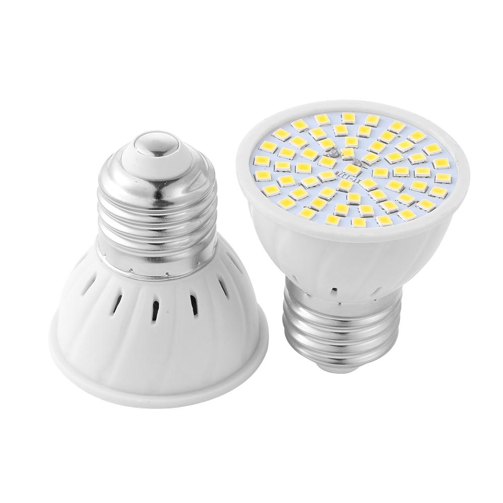 1 Pc Super Luminoso Ha Condotto La Lampadina Del Riflettore E27 220 V 110 V Indoor 2835 Smd Lampada Prestazioni Affidabili