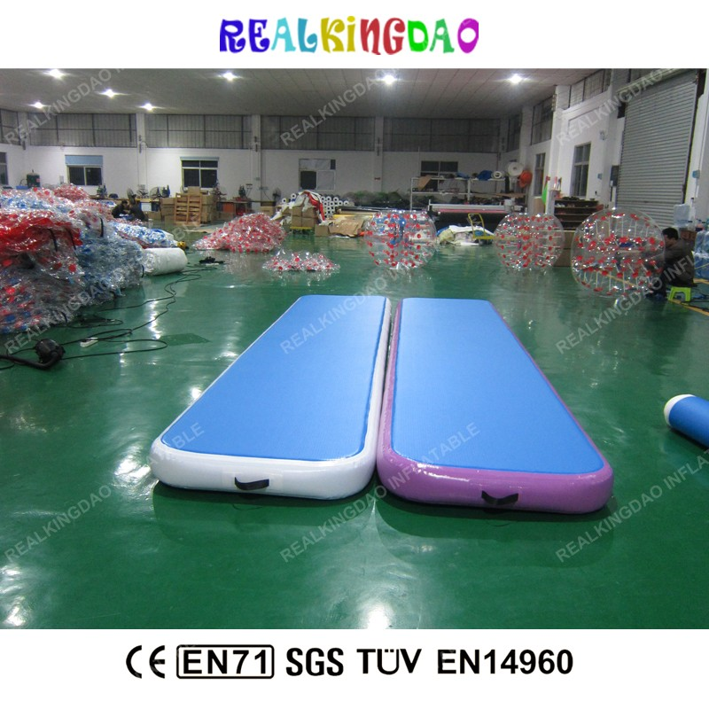 Free Shipping 4x1x0.2m Outdoor Gym Equipment Inflatable Air Tumble Track, Inflatable Air Track Australia, Inflatable Airtrack free shipping 12 2 7m inflatable gym tumble track inflatable air tumble track