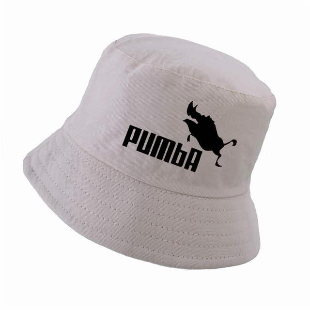 K Pop Funny Cute Pumba Hat Men Women Bucket Hat Outdoor